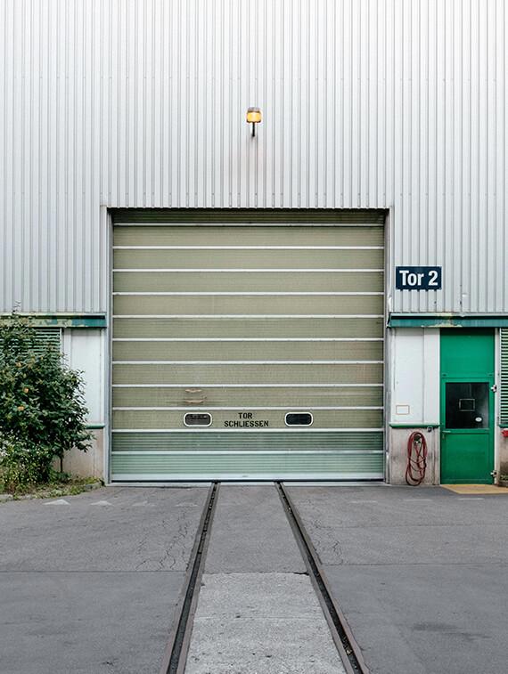 Carbondale Technology Transfer Center Bay