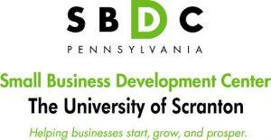 University of Scranton SBDC Logo