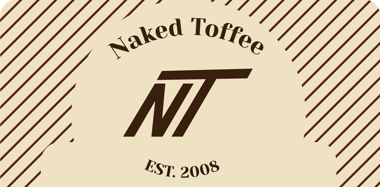 Naked Toffee Logo